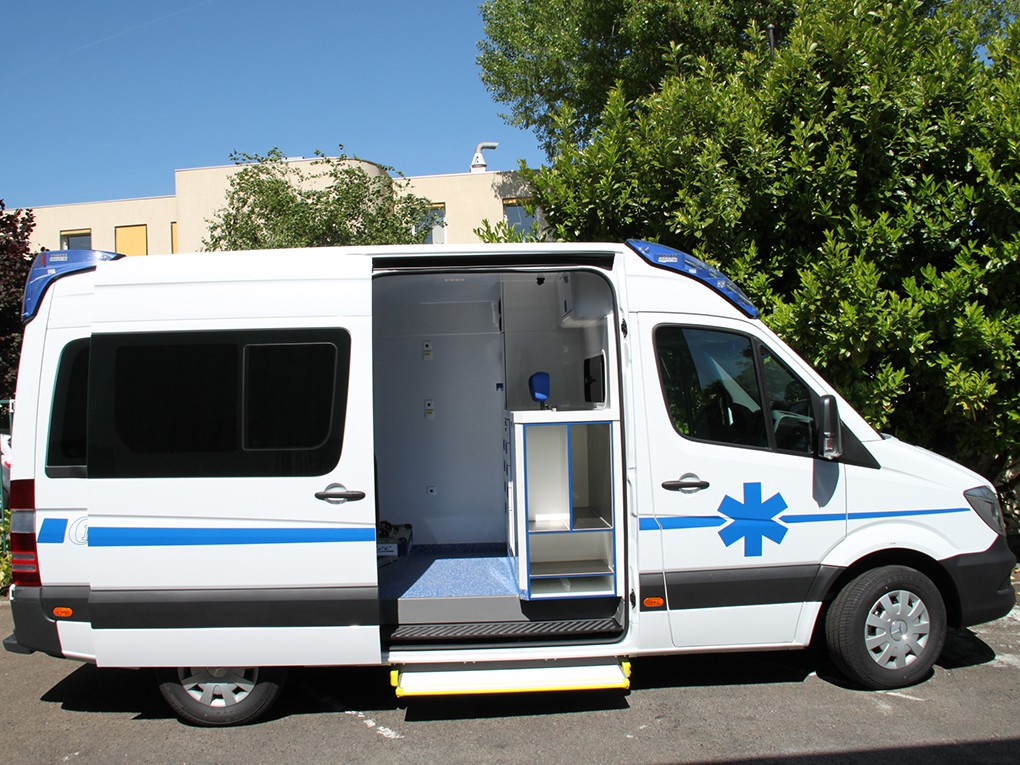 Ambulance Mercedes Sprinter MHB | C. Miesen