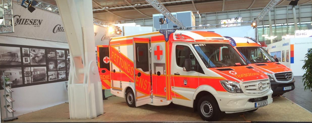 Salon professionnel de l 39 ambulance for Salon professionnel paris
